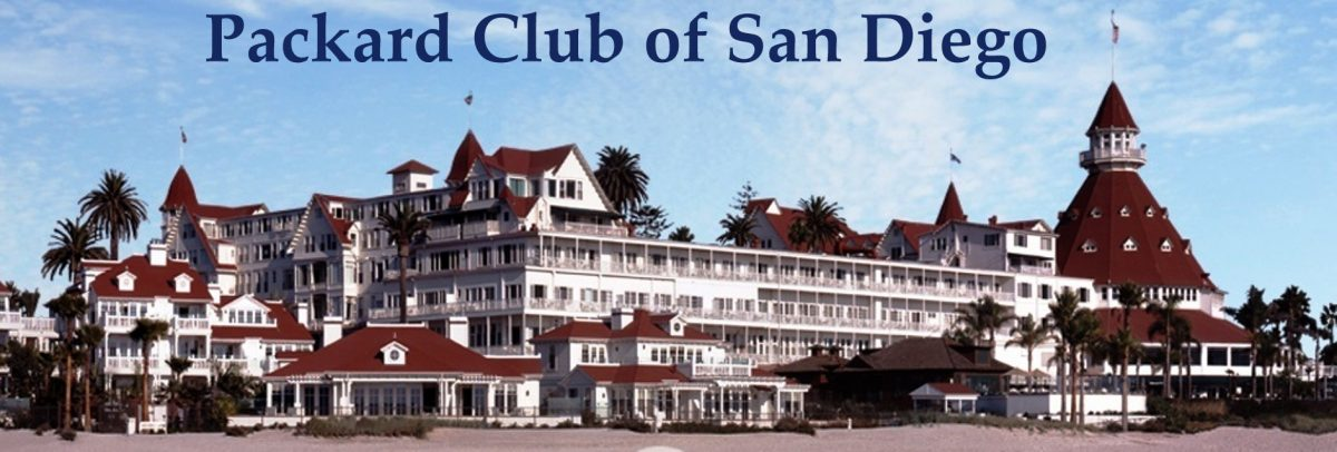 San Diego Packard Club
